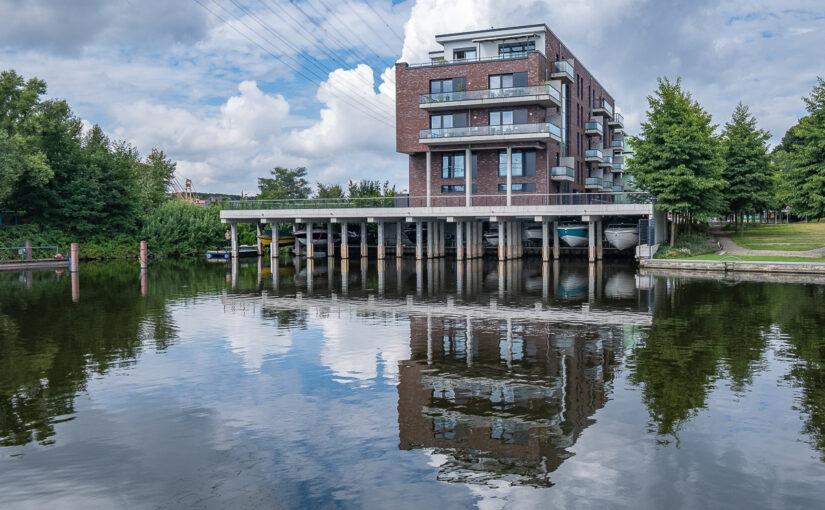 Harburg – rund ums Wasser