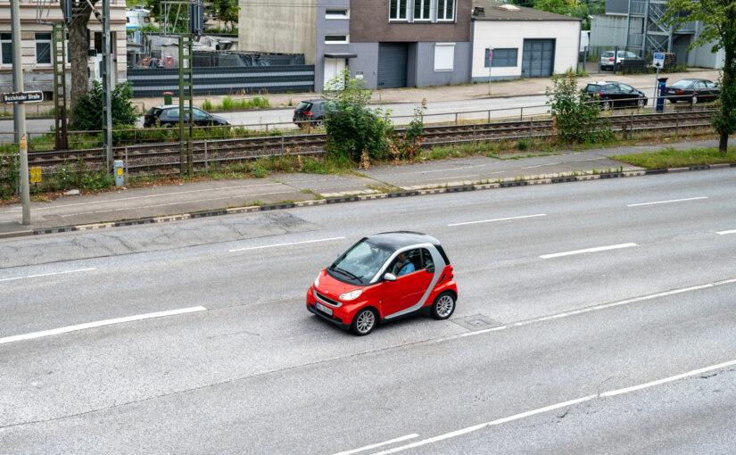 Harburg – auf der Straße